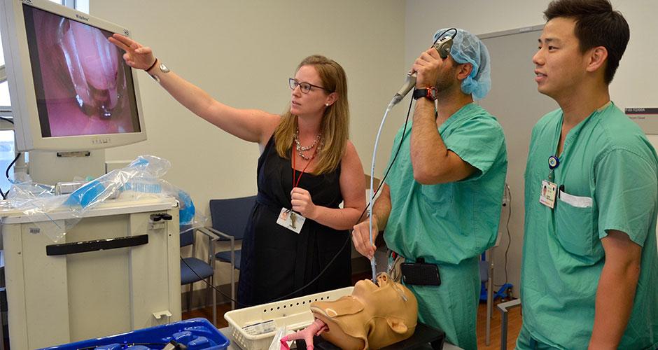 Cornell Weill Emergency Room