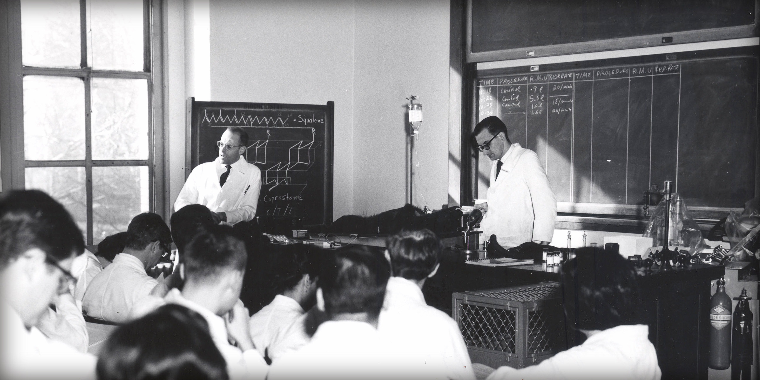 History | Department of Anesthesiology