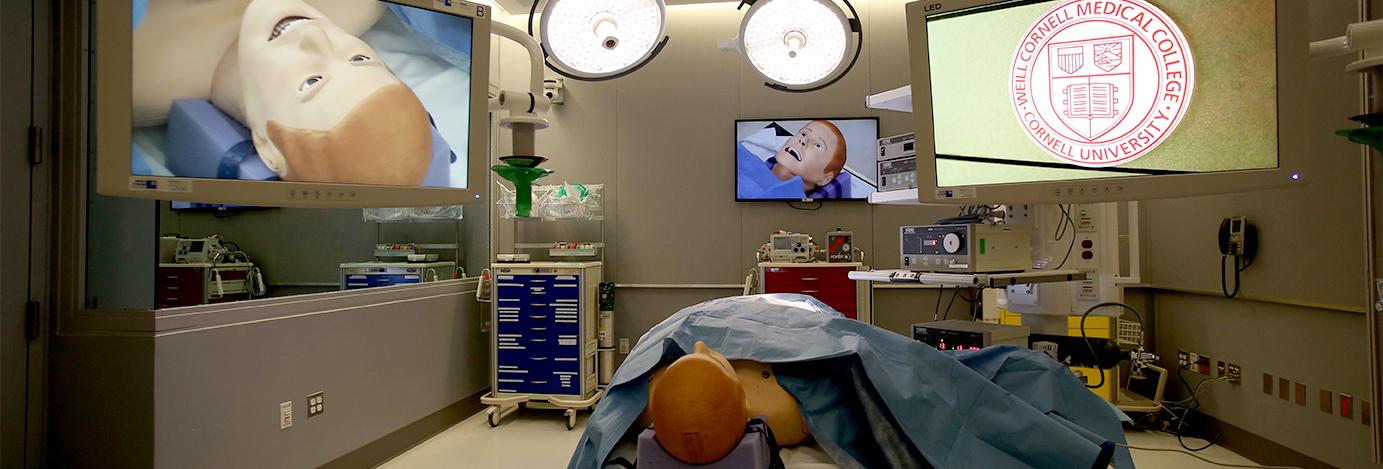The SAIL Operating Room simulator