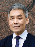 Headshot of Robert Wong