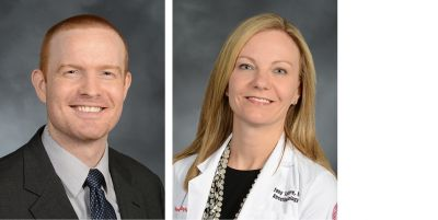 Drs. Cook and Tedore