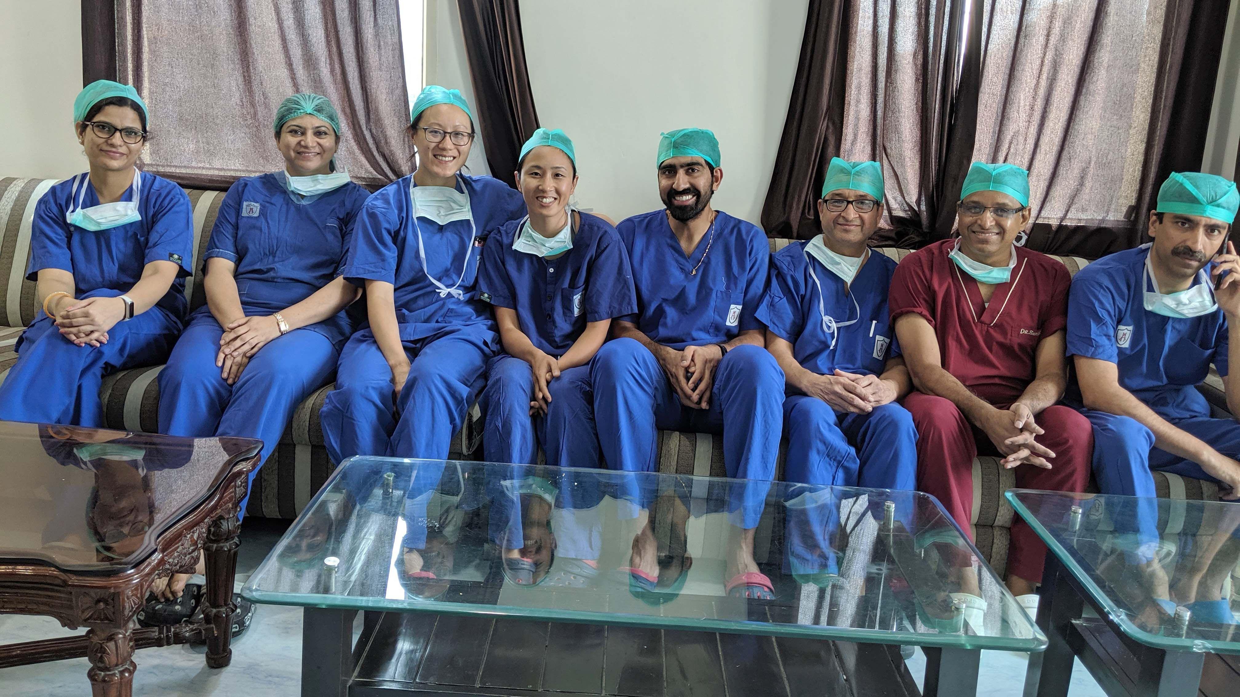 Global Health elective