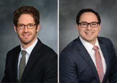 Drs. Eric Brumberger and Zachary Turnbull